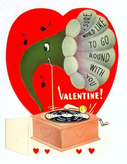 493 best cute nostalgia valentine's day images on Pinterest ...