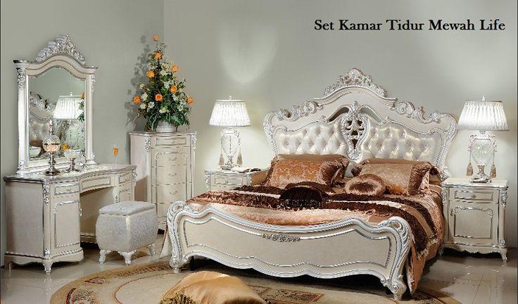 Set Kamar Tidur Mewah Life