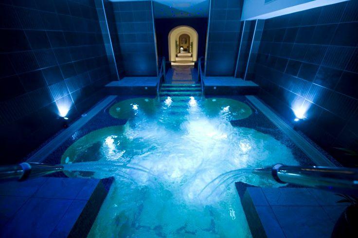 Kilronan Castle, Ireland. Gorgeous spa