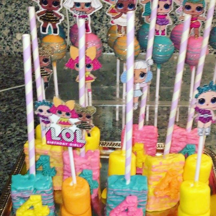 Lol Surprise Dolls Treats Lolsurprisedolls Lolsurprise
