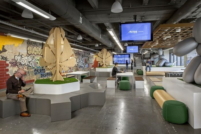 ACTIVE Network Offices – Dallas