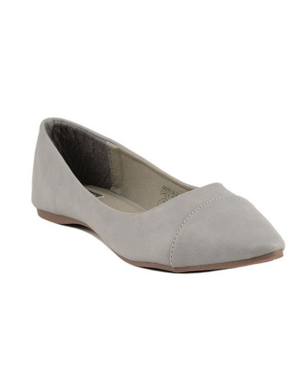 AMBER GREY SHOES