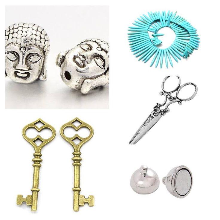 Buddha, magnetická zapínání, howlit...
