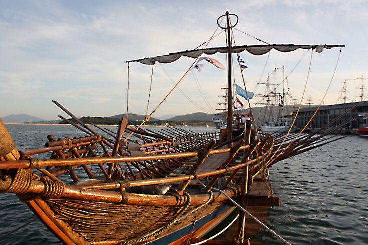 The Mythical ship Argo - Volos, Magnesia