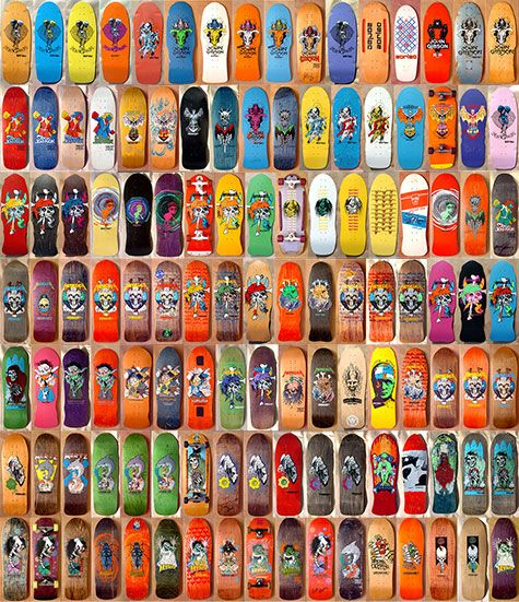 What Do 119 Zorlac Skateboards Look Like Skateboard