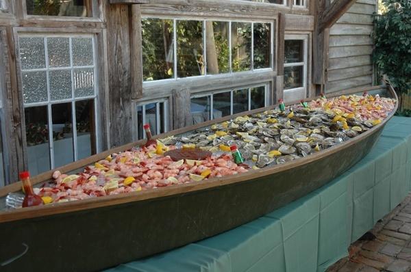 Best seafood buffet ideas on pinterest salad