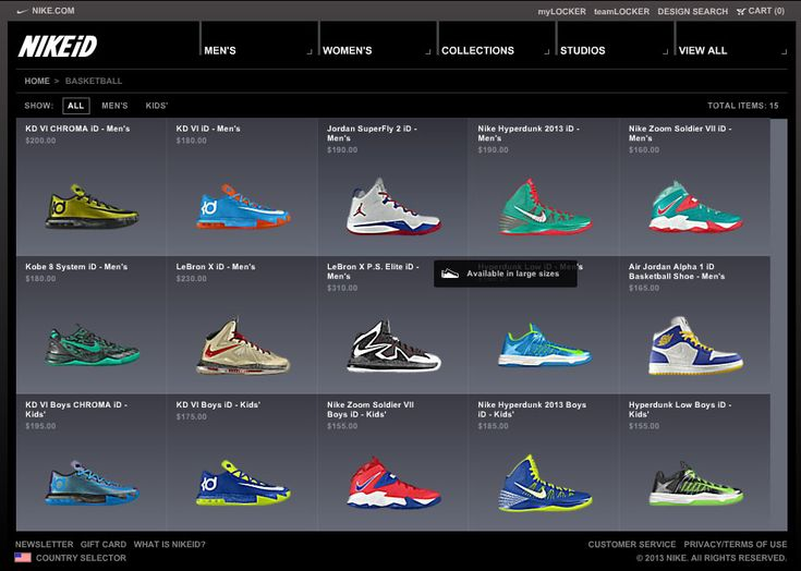 Customize Your Own Basketball Shoes | jordans | Pinterest | Shoes ...