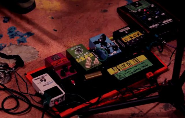Plenty of JAM pedals for you to check out under this link ! Pictures of Lee Ranaldo's and Kenny Wayne Shepherd's pedalboards. Enjoy !!! http://www.effectsbay.com/2013/12/pedalboard-break-down-lee-ranaldo-guitar-clinic/