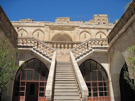 Post office of Mardin, Mardin, Turkey
