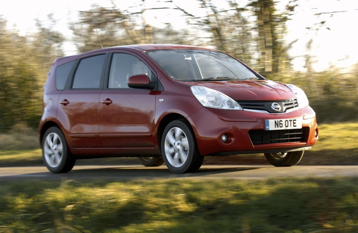 Nissan Note (2005-2010)