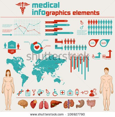 Medical info graphics 02