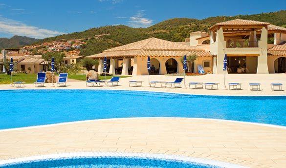 Voyage Sardaigne Lastminute, promo séjour Italie pas cher à l'Hôtel Club Baia Del Porto 4* prix promo Lastminute de 489,00 € TTC au lieu de 820.00 € 8J/7N en Tout Compris