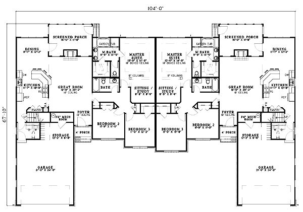 32 Best Images About Floor Plans On Pinterest House