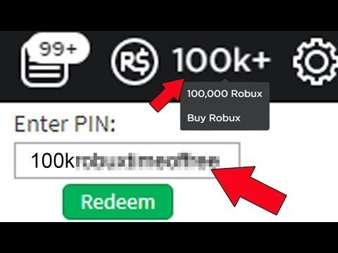 This Top Secret Robux Promo Code Gives You 100k Free Robux Without