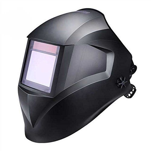 Recommended Tacklife PAH03D Solar Power Welding Helmet to automotive, construction, and food and beverage manufacturing, metal production and fabrication, military maintenance, repair and operation (MRO), mining, oil and gas, transportation, etc Features 1. Top optical class: 1/1/1/1with 4...