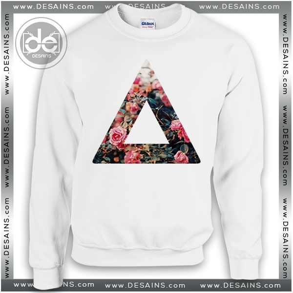 Best Sweater Bastille Logo Flowers Sweatshirt Review //Price: $24 Gift Custom Tee Shirt Dress //     #Desains #Tees #Shirt #Dress