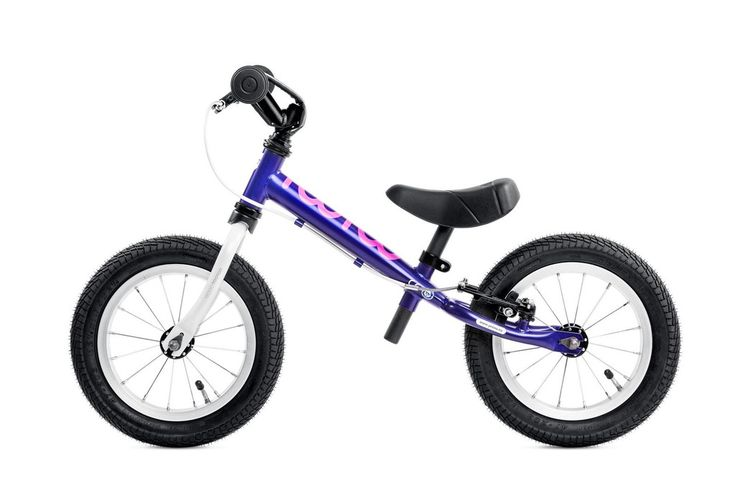"New and improved for 2015, the Yedoo TooToo weighs 8 pounds.12"" Kenda air tires on aluminum rims .Powder-coated aluminum handlebars with molded rubber handgrips"