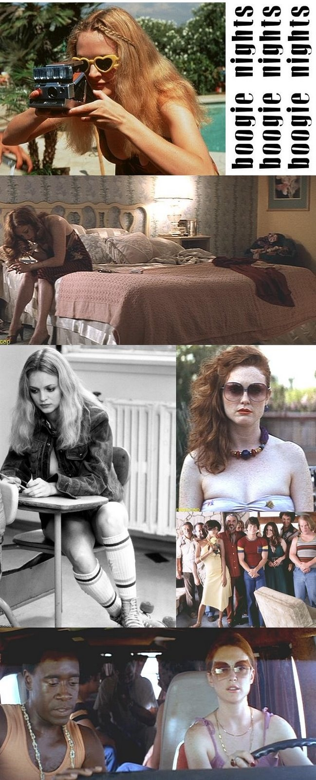 Inspiration: Movie fashion inspired by boogie nights
