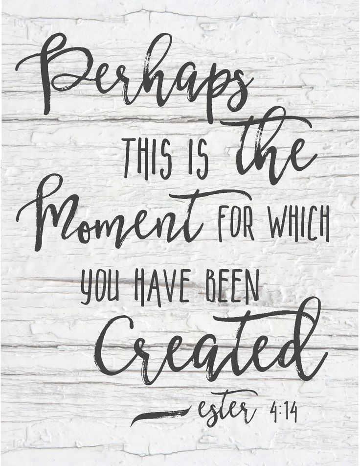 The Best of Free Farmhouse Style Scripture Printables | Quotes +