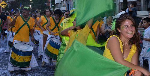 Carnaval Barrio Yungay 2014, Fiesta del Roto Chileno