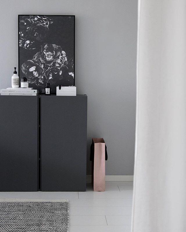 Ikea 'Ivar' cabinets @amandaxelssson