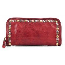 wardow.com - #Campomaggi, Lavata Geldbörse Damen Leder rot #xmax #gift