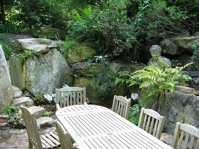 115 Best Garden Sitting Areas Images On Pinterest