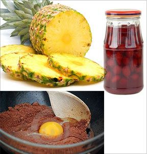 Chocolate pineapple upside down cake | Sweet Treats | Pinterest