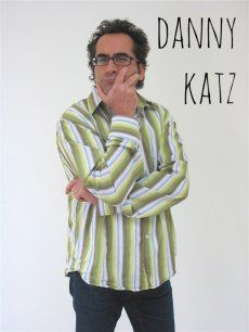 Columnist for The Age, and children's author Danny Katz leaps into My Book Corner