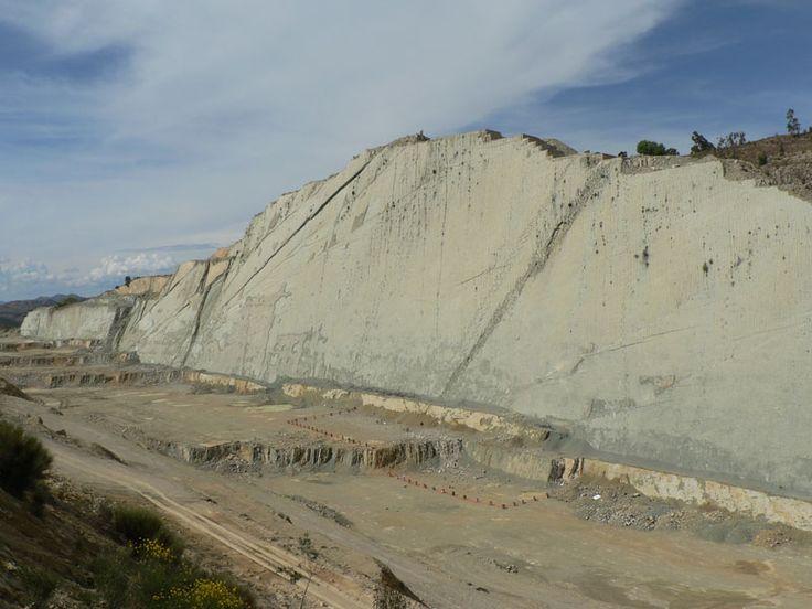 cal orko wall of dinosaur footprints sucre bolivia (3)