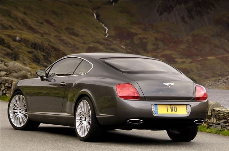Lease A Bentley Continental GT Speed With Premier Financial - Bentley continental lease