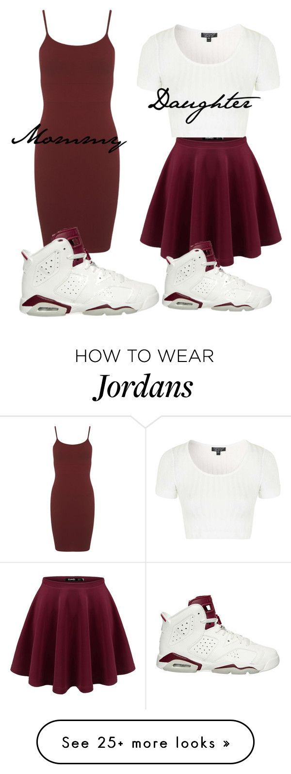 """Untitled #137"" by ravenrobinson4 on Polyvore featuring Miss Selfridge, NIKE and Topshop"