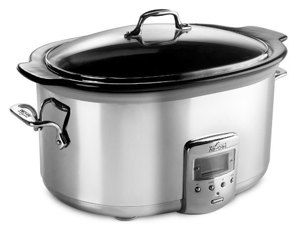 Shop for the All-Clad Slow Cooker in our All-Clad store. We carry the All-Clad Slow Cooker model 99009 as well as other All-Clad Electric small appliances.