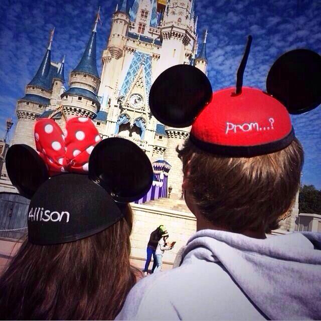 Disney Promposal