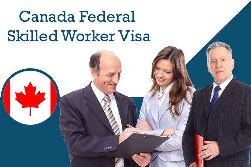 Canada Federal Skilled Worker Visa program PR visa to Maple Leaf nation