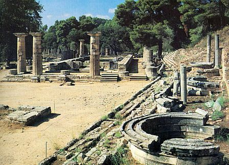 Visit our site and read our latest post about the Ancient Olympic Games in Greece! Read about the spirit of healthy competition