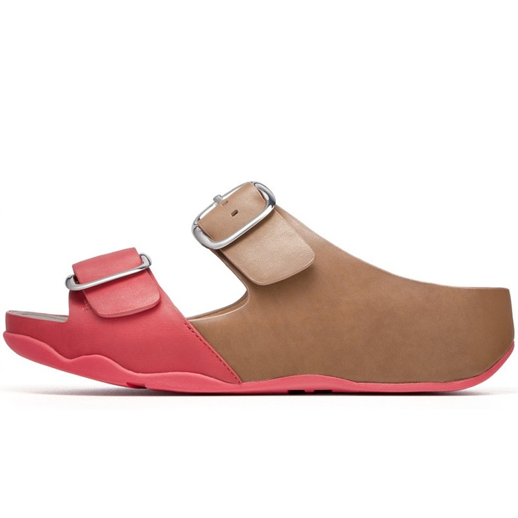 BeautyFeatures.ie - FitFlop Summa - Tan/Hibiscus, €104.95 (http://www.beautyfeatures.ie/fitflop-summa-tan-hibiscus/)