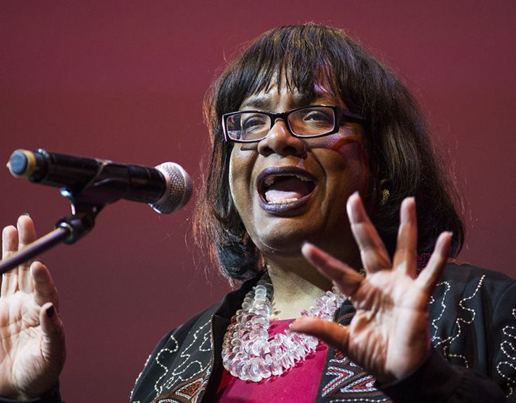 Outspoken Shadow Home Secretary, Diane Abbott holds strong opinions which does not always go down well.