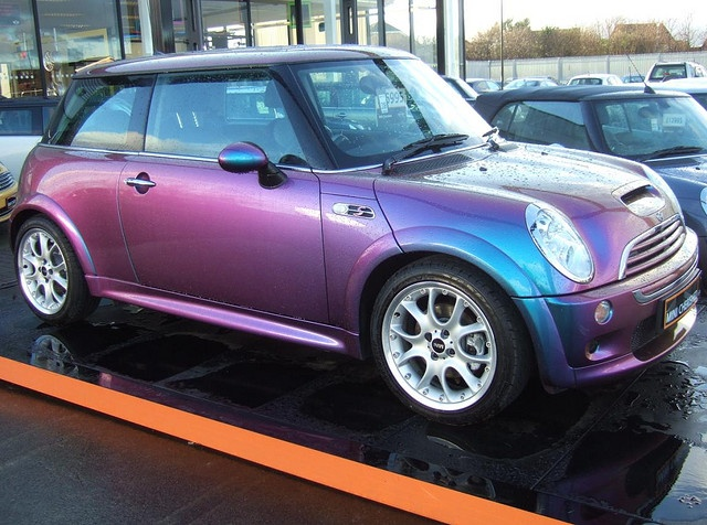 Bmw mini - cooper s - profile - 3