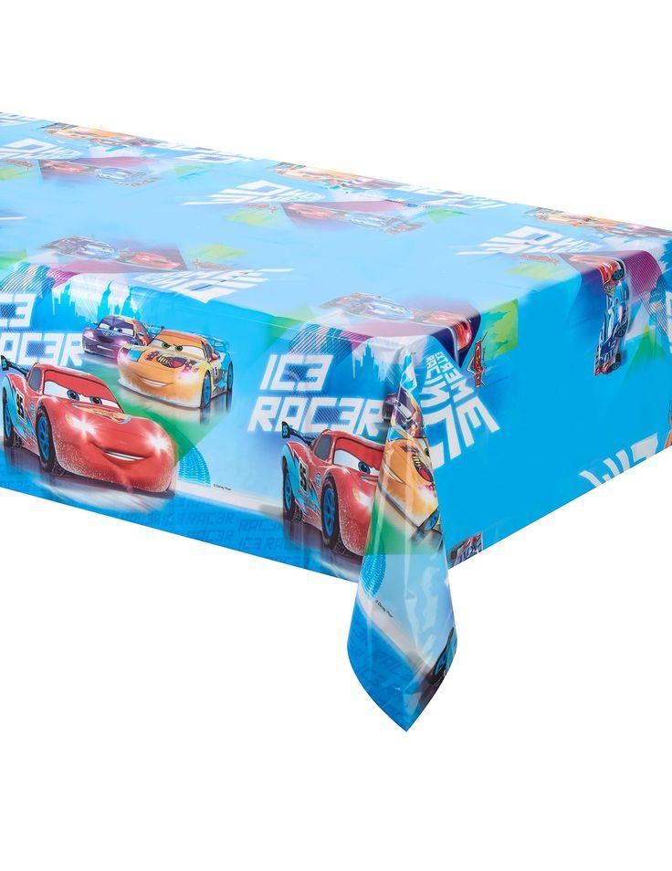 Tovaglia di plastica Cars Ice™  su VegaooParty, negozio di articoli per feste. Scopri il maggior catalogo di addobbi e decorazioni per feste del web,  sempre al miglior prezzo!