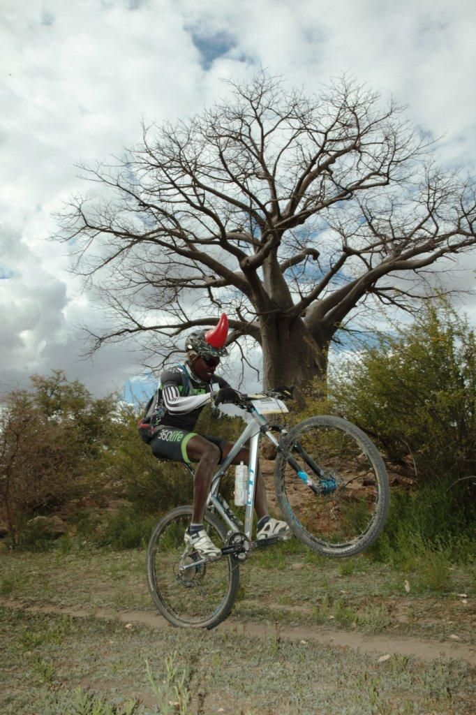 Amped for the 2014 Nedbank Tour de Tuli! Less than 11 weeks to go...