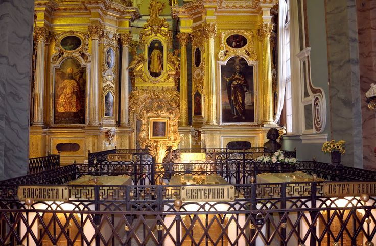 Image result for Grand Ducal Burial Vault (Russia)