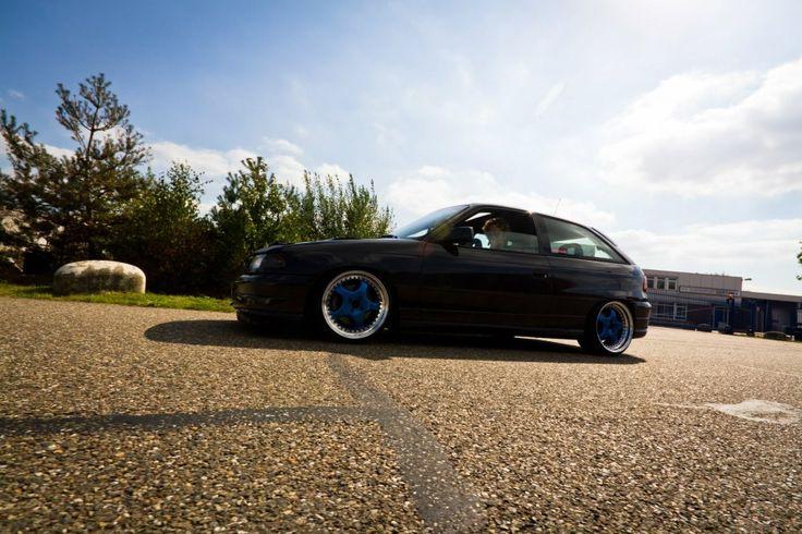 '93 Astra on zw1's - StanceWorks