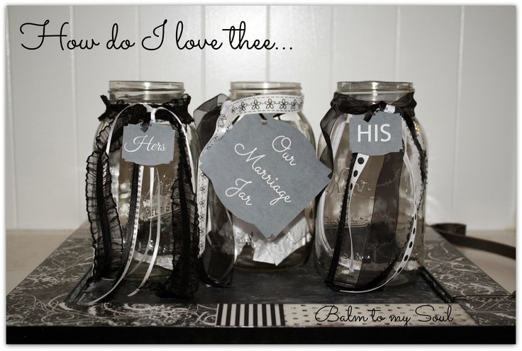 Marriage Tips in a Jar: Free Printable
