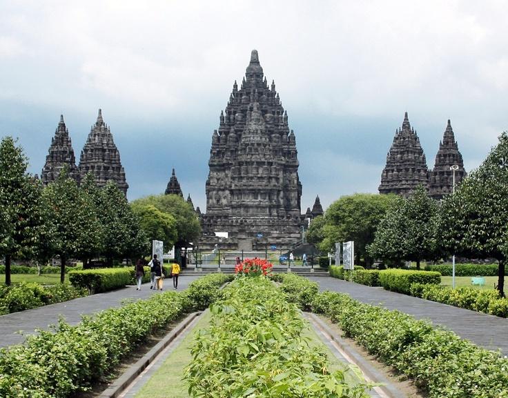 Prambanan Temple, Central Java, Indonesia..