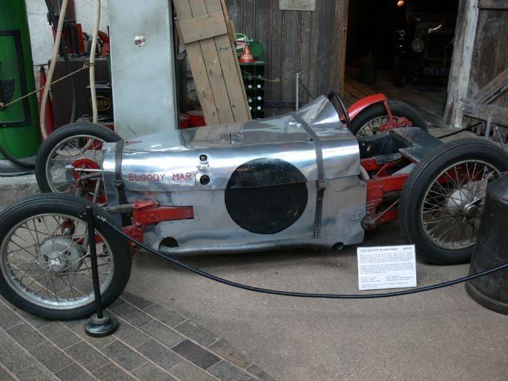 Jap powered midget cars