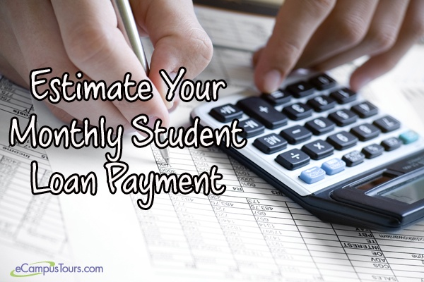 This estimate will help you realistically decide how much student loan money you can afford to borrow.