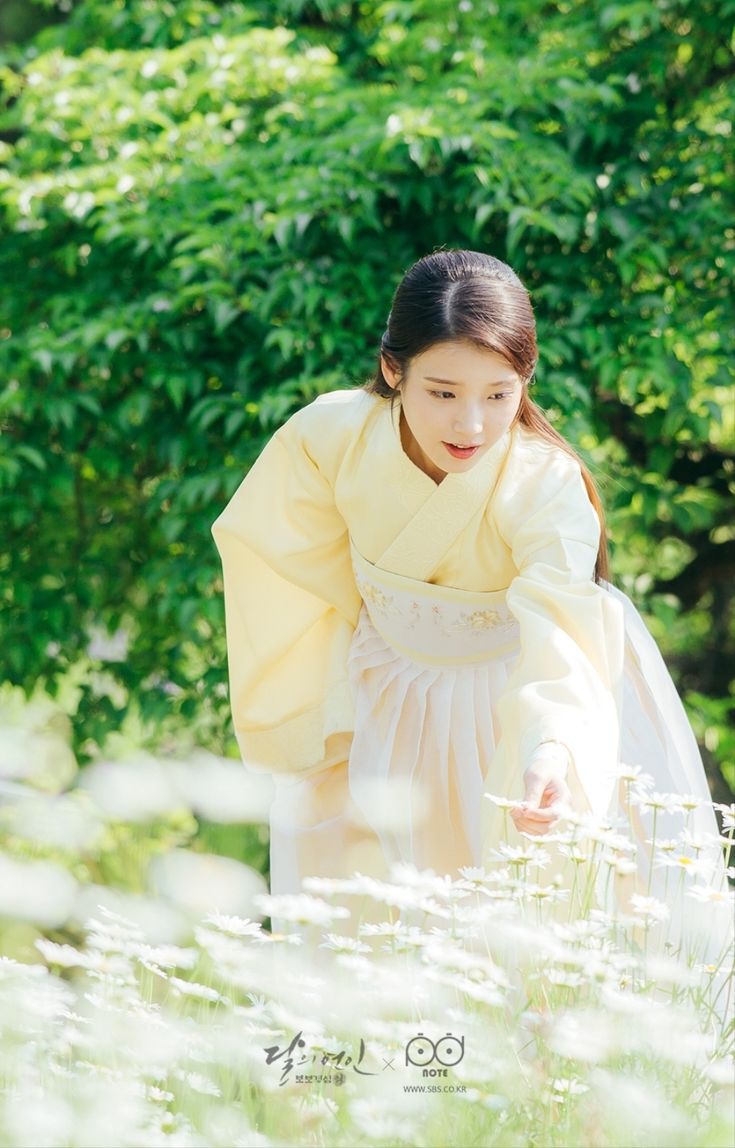 IUmushimushi • Moon Lovers - Scarlet Heart Ryeo PD Note Update...