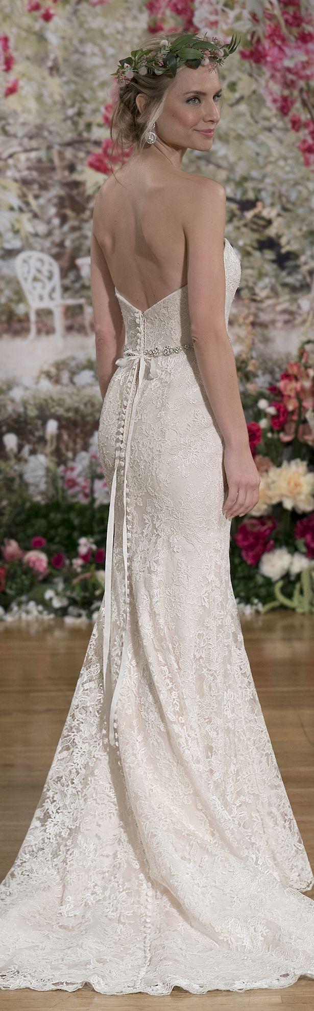 Maggie Sottero Wedding Dresses Fall 2017   NYBFW Runway Show