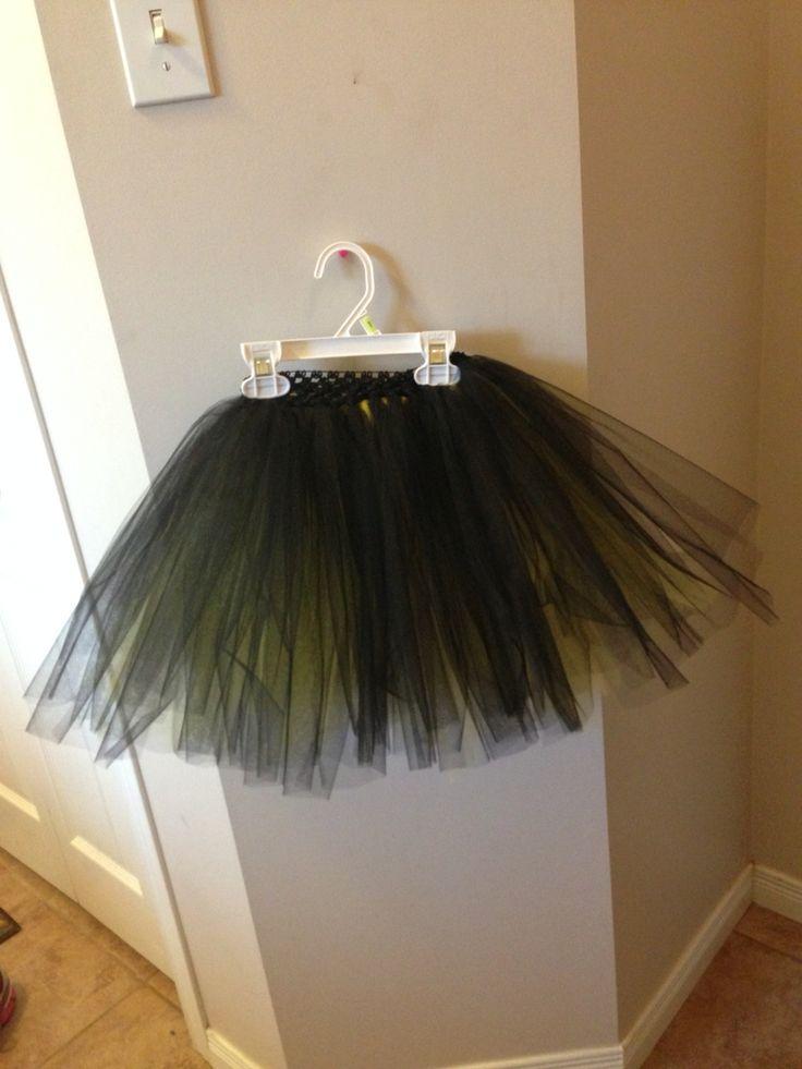Batman tutu skirt